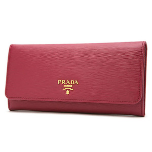 PRADA 1MH132 VITELLO MOVE IBISCO