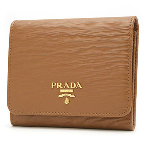 PRADA 1M0176 VITELLO MOVE CARAMEL